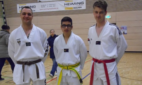 5. TKD-Games in Dorsten am 16.11.2013